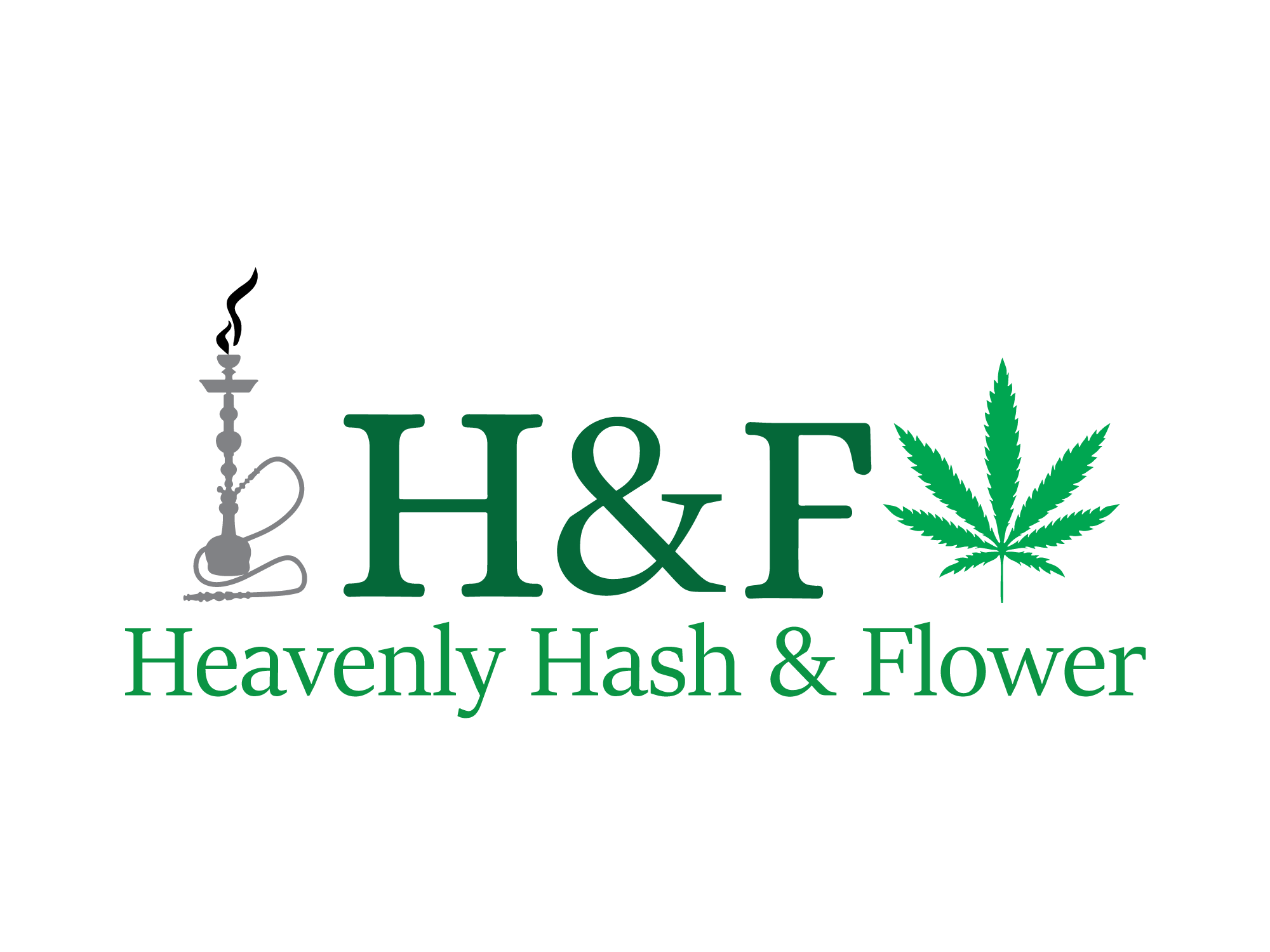 Heavenly Hash & Flowers